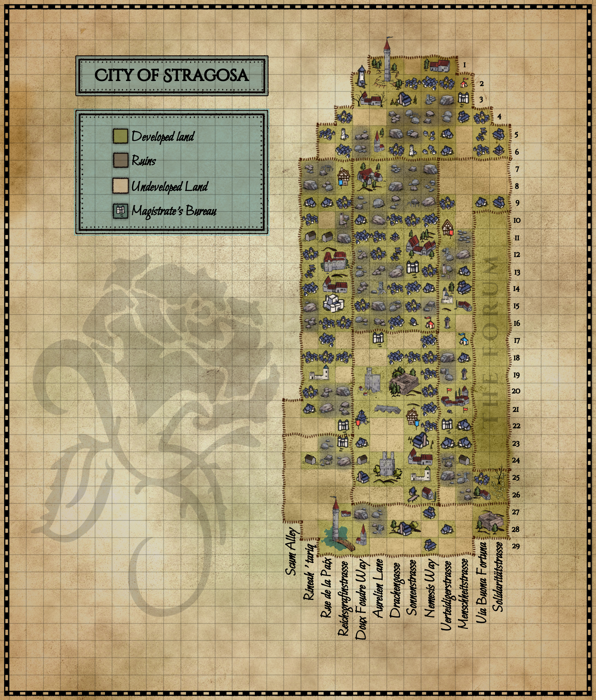 City of Stragosa
