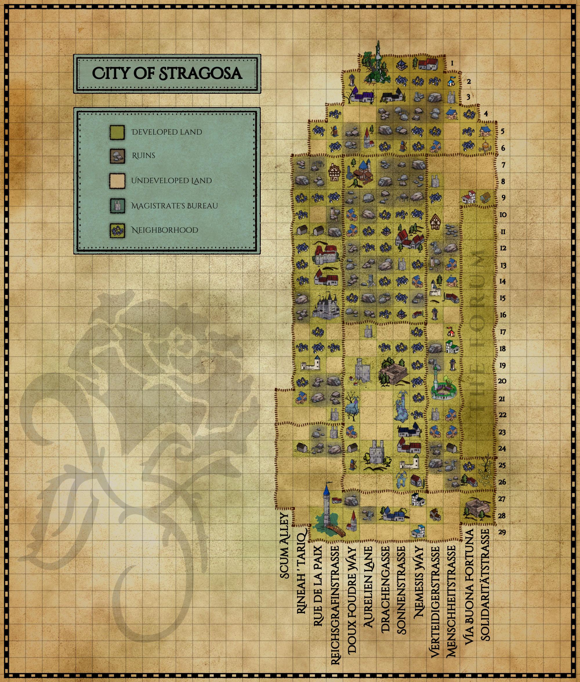 City of Stragosa