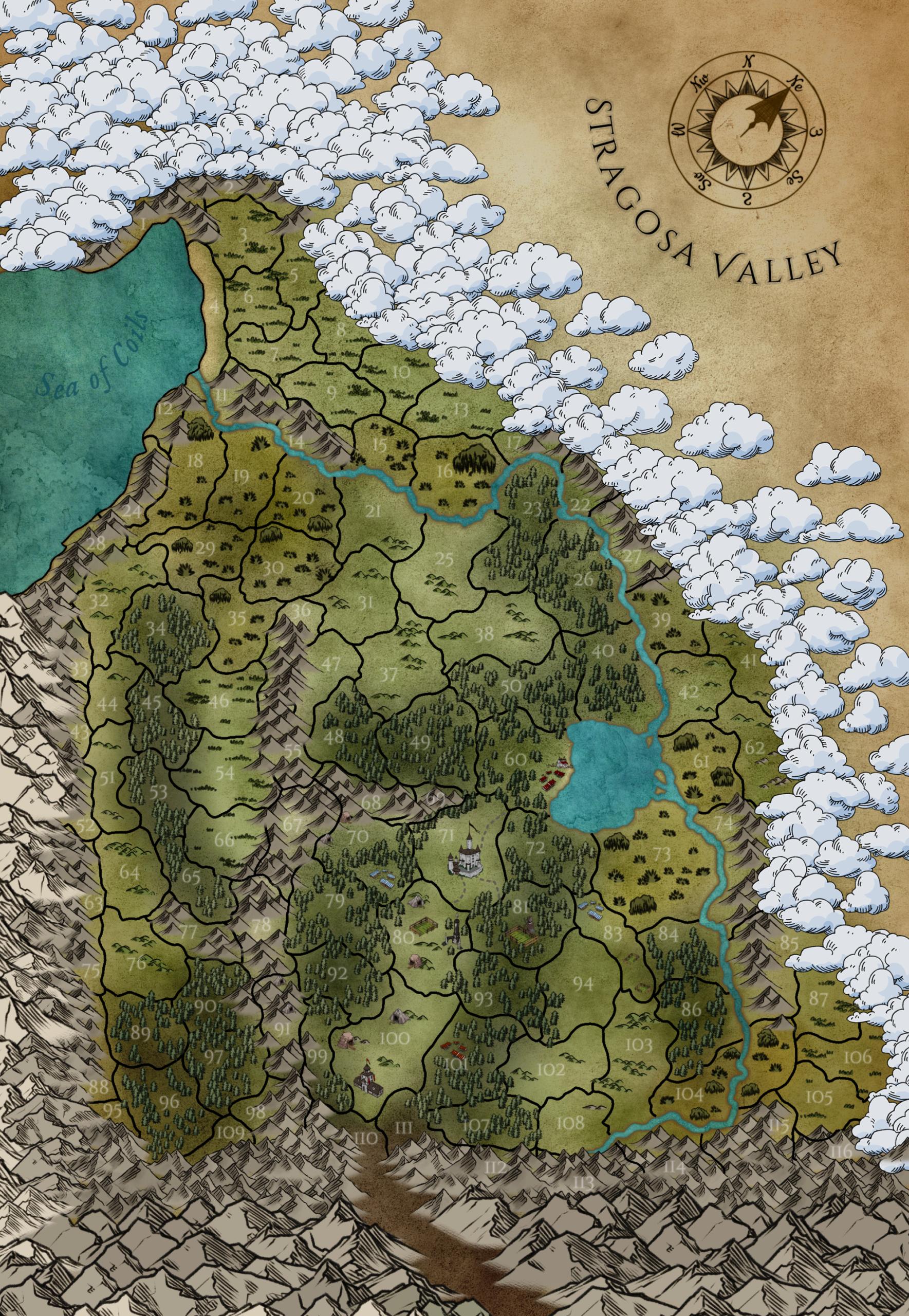 Stragosa Valley